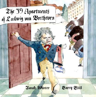The 39 Apartments of Ludwig Van Beethoven Cover