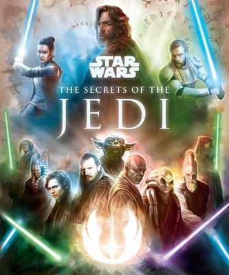 Star Wars: The Secrets of the Jedi Cover Image