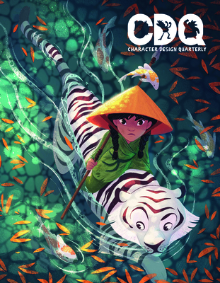 Character Design Quarterly 12 Cover Image
