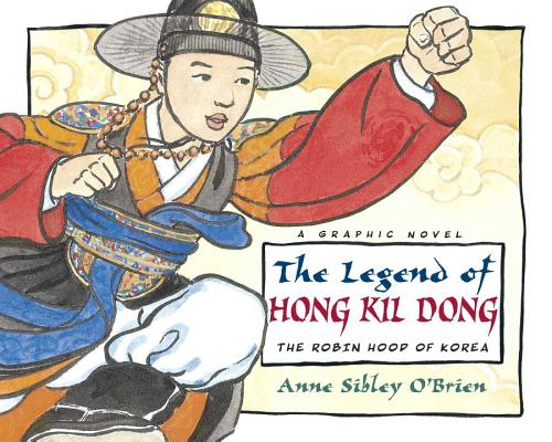 The Legend of Hong Kil Dong Cover