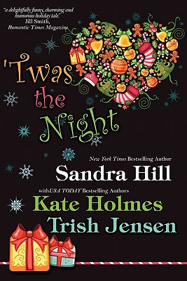 Cover for Twas the Night