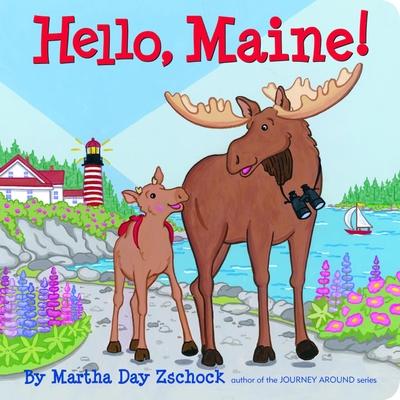 Hello, Maine! (Hello!) Cover Image