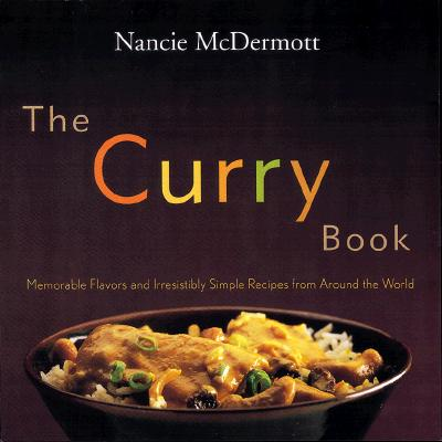The Curry Book Cover