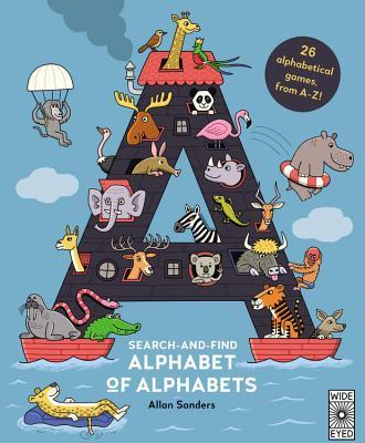 Cover for Alphabet of Alphabets