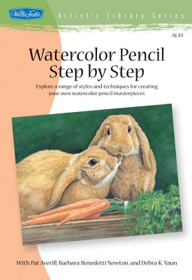 Watercolor Pencil Step by Step Cover