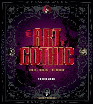 The Art of Gothic Cover