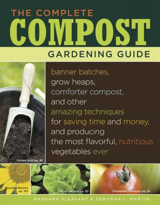 The Complete Compost Gardening Guide Cover
