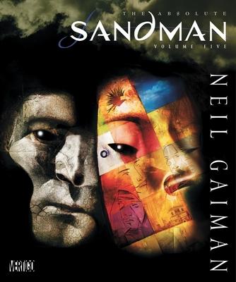 Absolute Sandman Volume 5 Cover