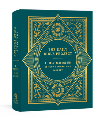 Cover for The Daily Bible Project