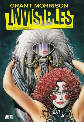 The Invisibles Book One Deluxe Edition Cover Image