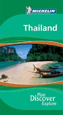 Michelin Green Guide Thailand Cover