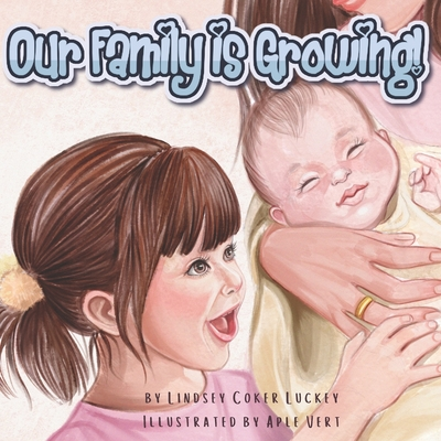 Our Family is Growing! Cover Image
