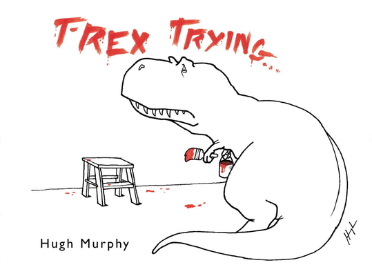 T-Rex Trying Cover