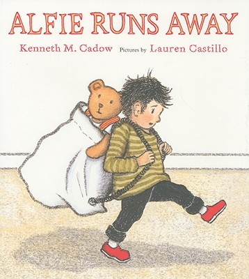 Alfie Runs Away Cover Image
