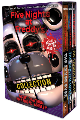 Five Nights at Freddy's Collection Cover Image