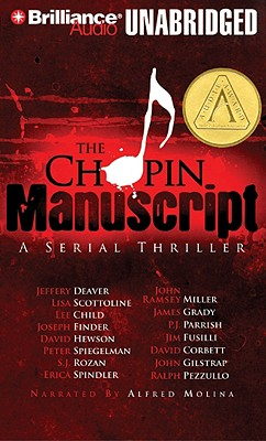 The Chopin Manuscript Cover