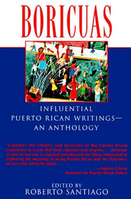 Boricuas: Influential Puerto Rican Writings - An Anthology Cover Image