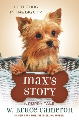 Max's Story: A Puppy Tale Cover Image
