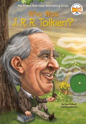 Who Was J. R. R. Tolkien? (Who Was...? (Quality Paper)) Cover Image