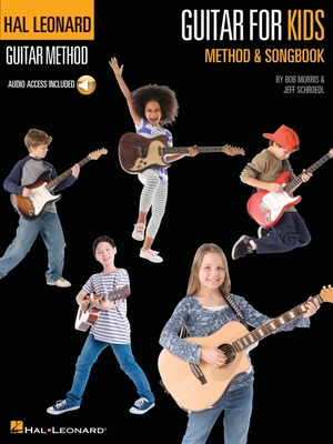 Guitar for Kids Method & Songbook [With CD (Audio)] Cover Image