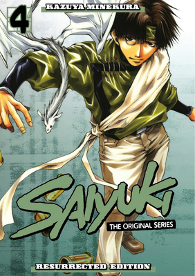 Saiyuki: The Original Series  Resurrected Edition 4 Cover Image