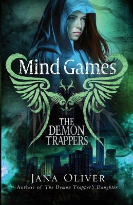 Mind Games: A Demon Trappers Novel Cover Image