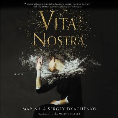 Vita Nostra Lib/E Cover Image