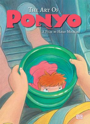 The Art of Ponyo Cover Image