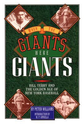 Cover for When the Giants Were Giants