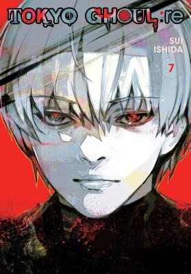 Tokyo Ghoul: re, Vol. 7 Cover Image