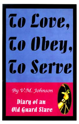 To Love, to Obey, to Serve Cover