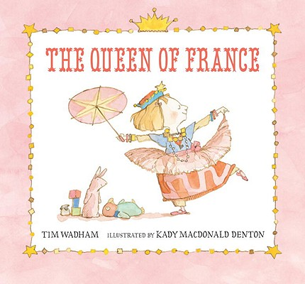 The Queen of France Cover