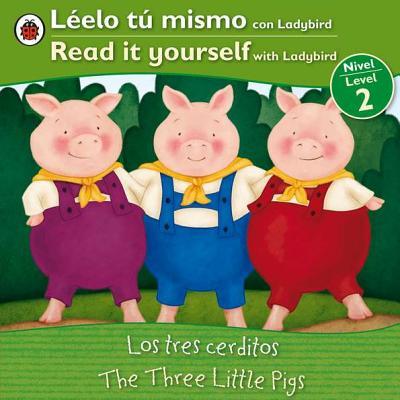 Los Tres Cerditos/The Three Little Pigs Cover Image