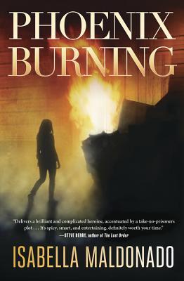 Phoenix Burning (Veranda Cruz Mystery #2) Cover Image