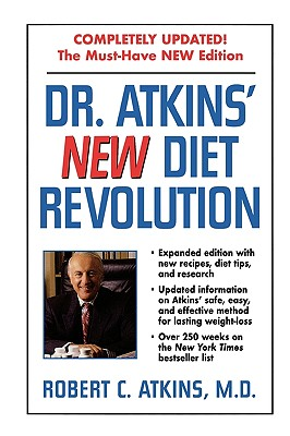 Dr. Atkins' New Diet Revolution, Revised Cover Image
