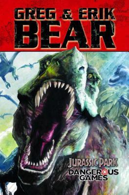 Cover for Jurassic Park