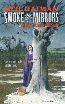 Smoke and Mirrors: Short Fictions and Illusions Cover Image