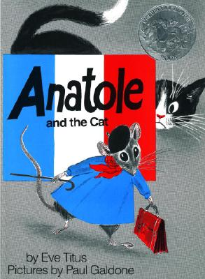Anatole and the Cat Cover