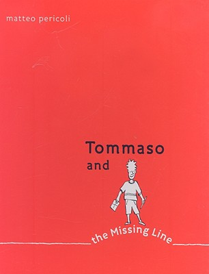 Tommaso and the Missing Line Cover