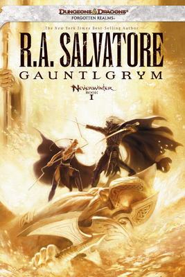 Gauntlgrym (The Legend of Drizzt #23) Cover Image
