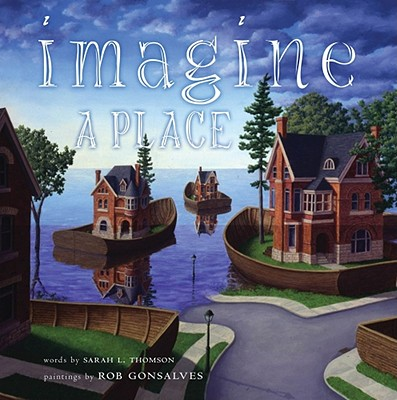 Imagine a Place (Imagine a...) Cover Image