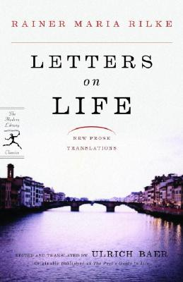 Letters on Life Cover