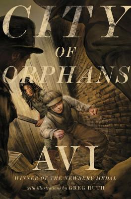 City of Orphans Cover Image