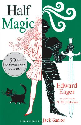 Half Magic: Fiftieth-Anniversary Edition Cover Image