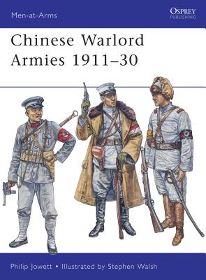 Chinese Warlord Armies 1911-30 Cover