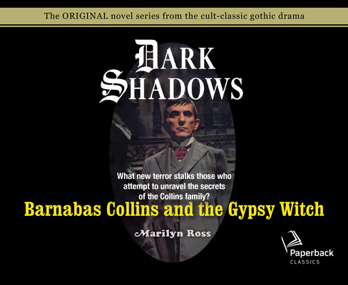 Barnabas Collins and the Gypsy Witch (Library Edition) (Dark Shadows #15) Cover Image