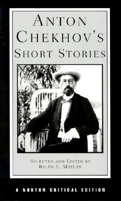 Anton Chekhov's Short Stories Cover