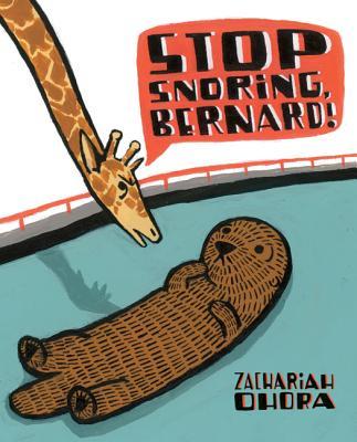 Cover for Stop Snoring, Bernard!