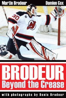 Brodeur: Beyond the Crease Cover Image