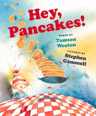 Hey, Pancakes! Cover